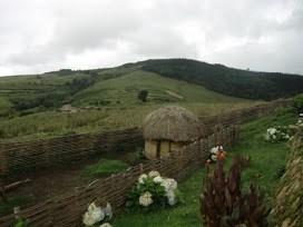 Beautiful landscapes & Nile in Burundi