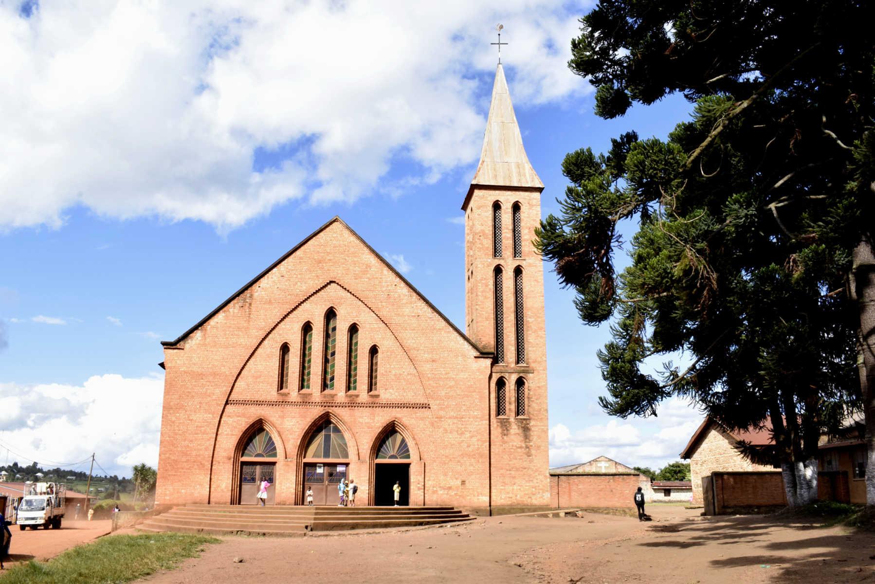 Burundi Architecture Tour