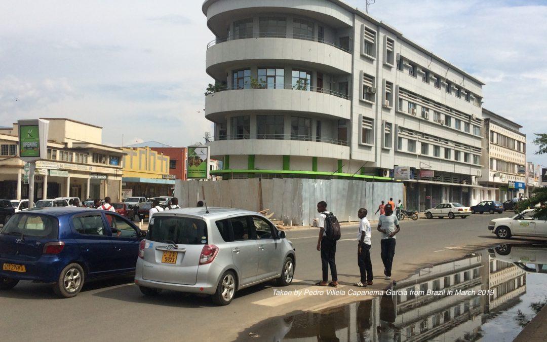 Bauhaus tour in Burundi